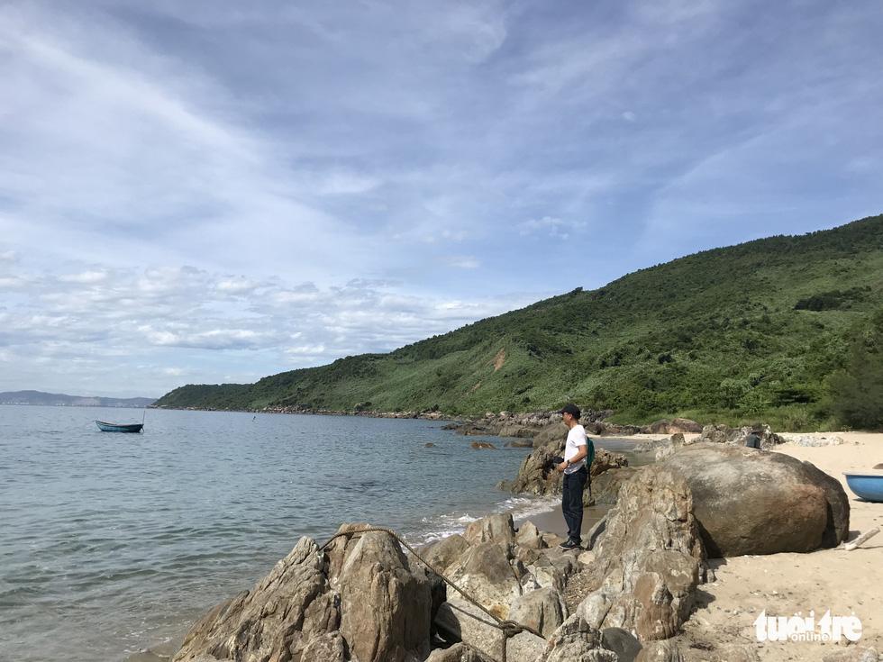 Sủng Cỏ thiên đường hoang sơ nơi cửa vịnh Đà Nẵng - Ảnh 11.