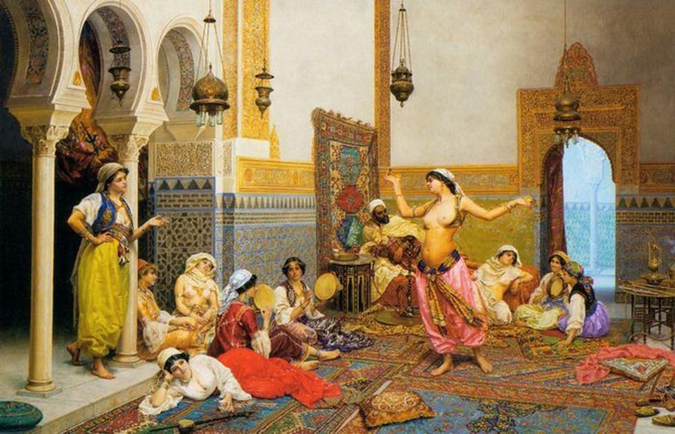 Bí mật chốn hậu cung của các ông vua Thổ Nhĩ Kỳ - Ảnh 2.