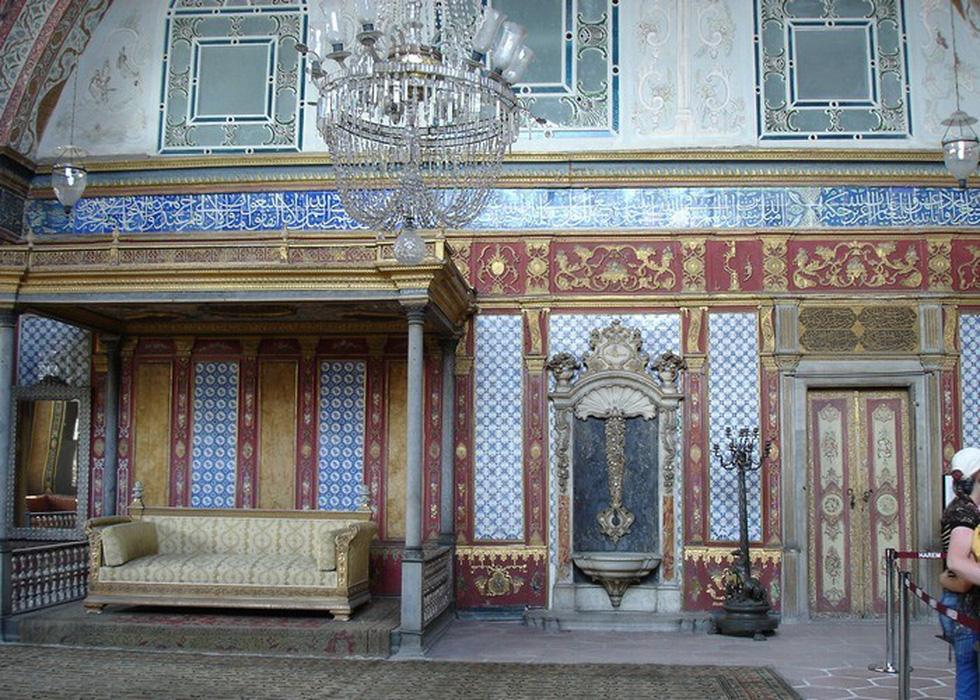 Bí mật chốn hậu cung của các ông vua Thổ Nhĩ Kỳ - Ảnh 3.