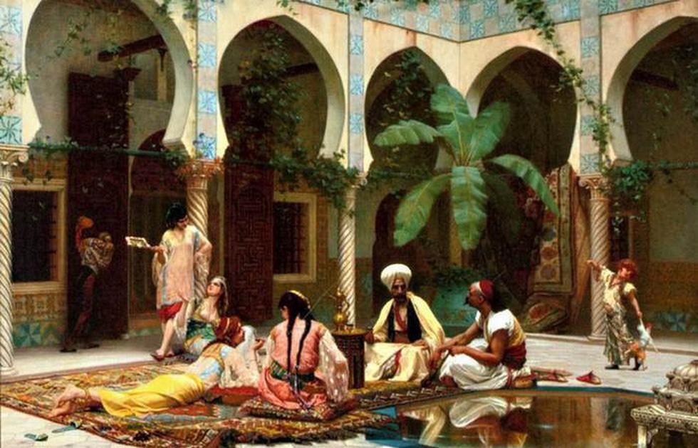 Bí mật chốn hậu cung của các ông vua Thổ Nhĩ Kỳ - Ảnh 5.