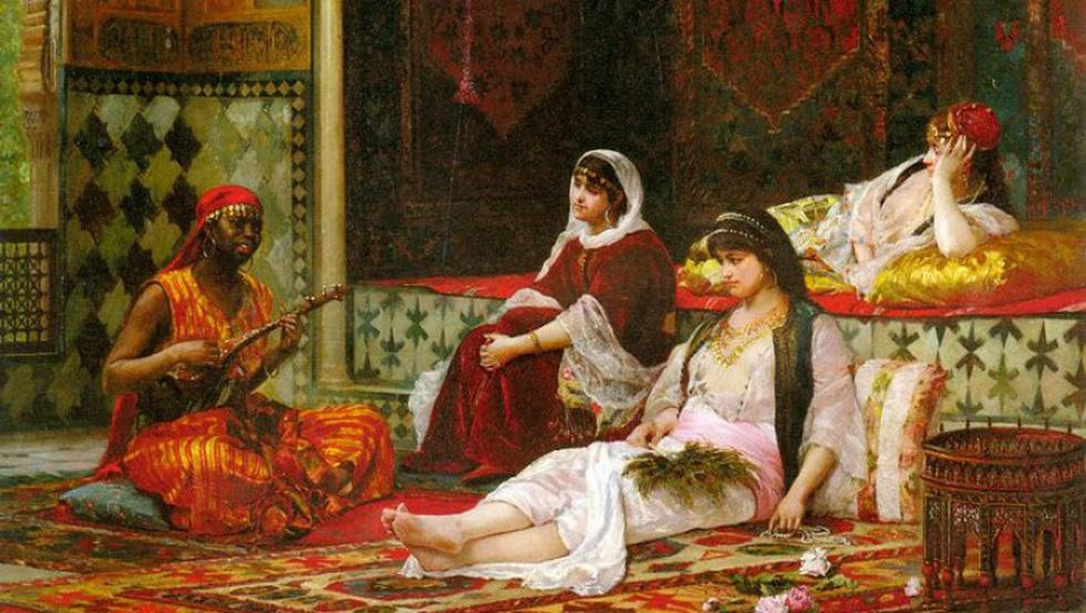Bí mật chốn hậu cung của các ông vua Thổ Nhĩ Kỳ - Ảnh 6.
