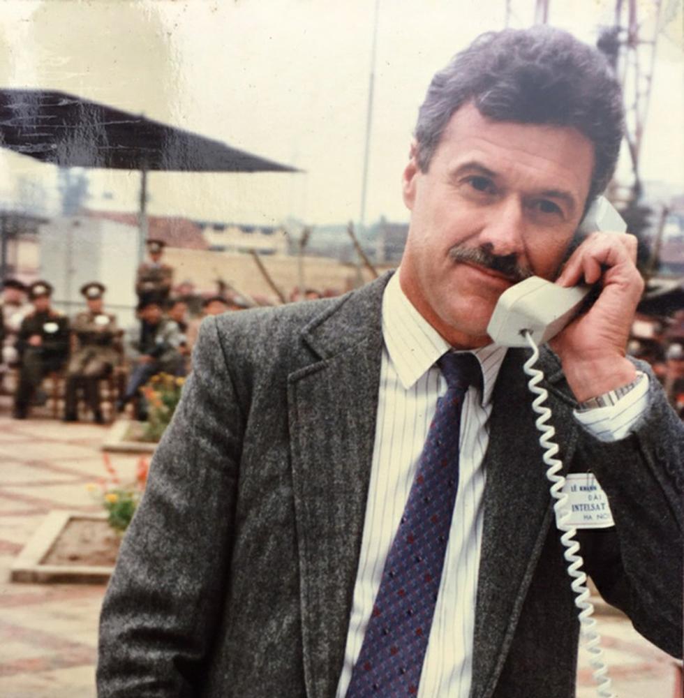 Graham Alliband: Cựu đại sứ 47 năm gắn bó với Việt Nam - Ảnh 4.