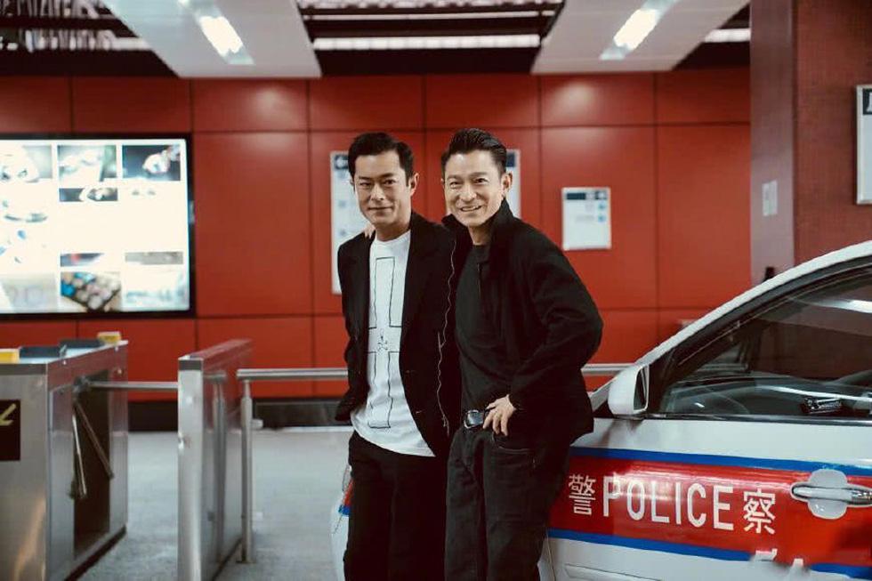 Khiếp sợ với bạo lực và ma túy trong phim của Lưu Đức Hoa, Cổ Thiên Lạc - Ảnh 3.
