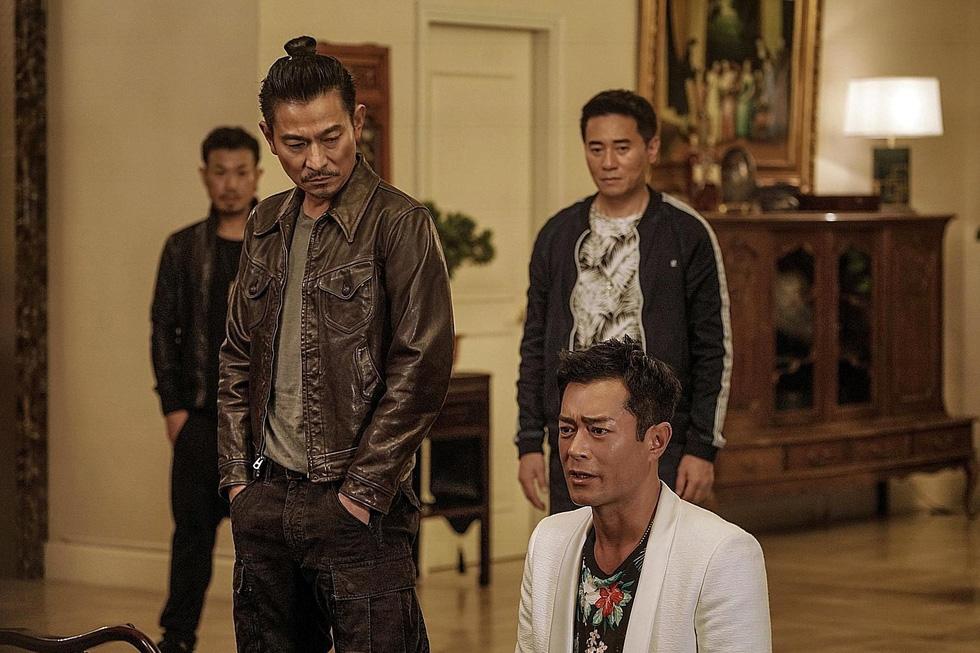 Khiếp sợ với bạo lực và ma túy trong phim của Lưu Đức Hoa, Cổ Thiên Lạc - Ảnh 4.