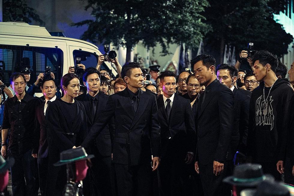 Khiếp sợ với bạo lực và ma túy trong phim của Lưu Đức Hoa, Cổ Thiên Lạc - Ảnh 9.