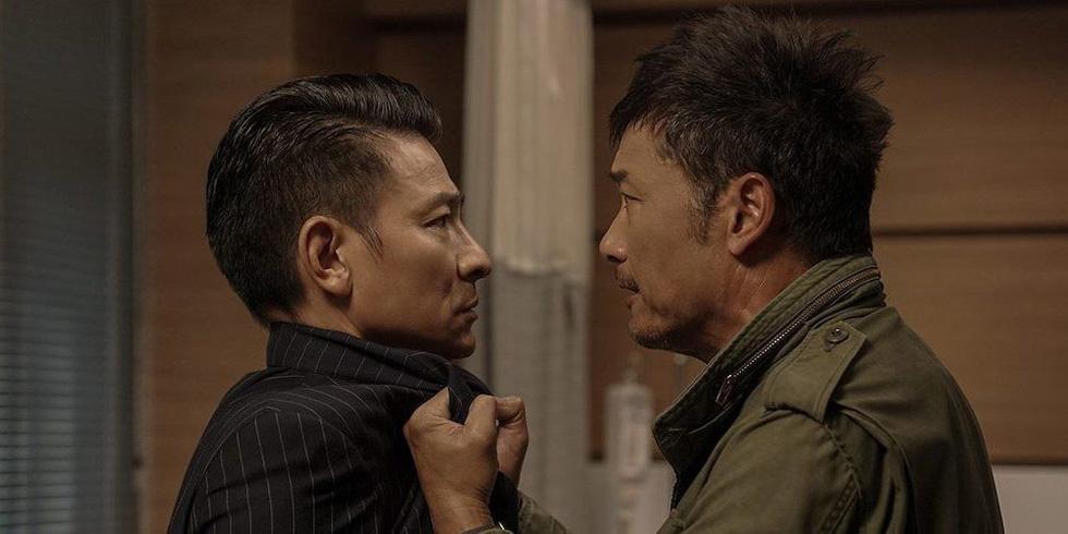 Khiếp sợ với bạo lực và ma túy trong phim của Lưu Đức Hoa, Cổ Thiên Lạc - Ảnh 6.