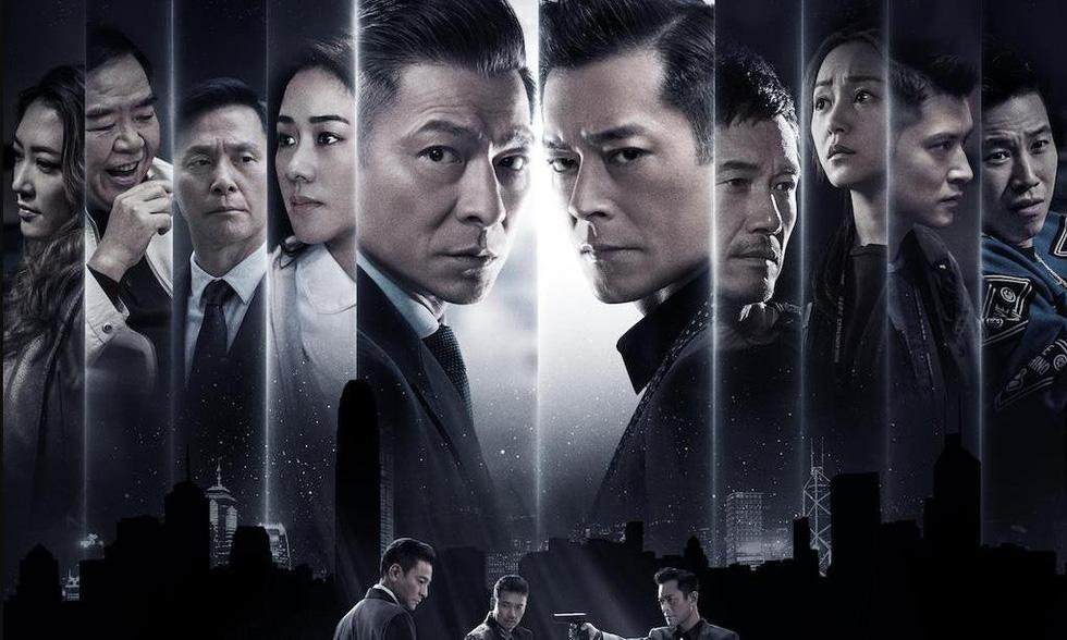 Khiếp sợ với bạo lực và ma túy trong phim của Lưu Đức Hoa, Cổ Thiên Lạc - Ảnh 1.