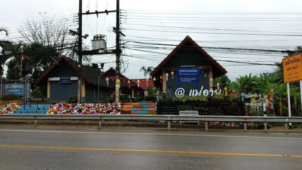 Vùng đất chết chóc Doi Angkhang - Nơi anh đào thắng anh túc - Ảnh 3.