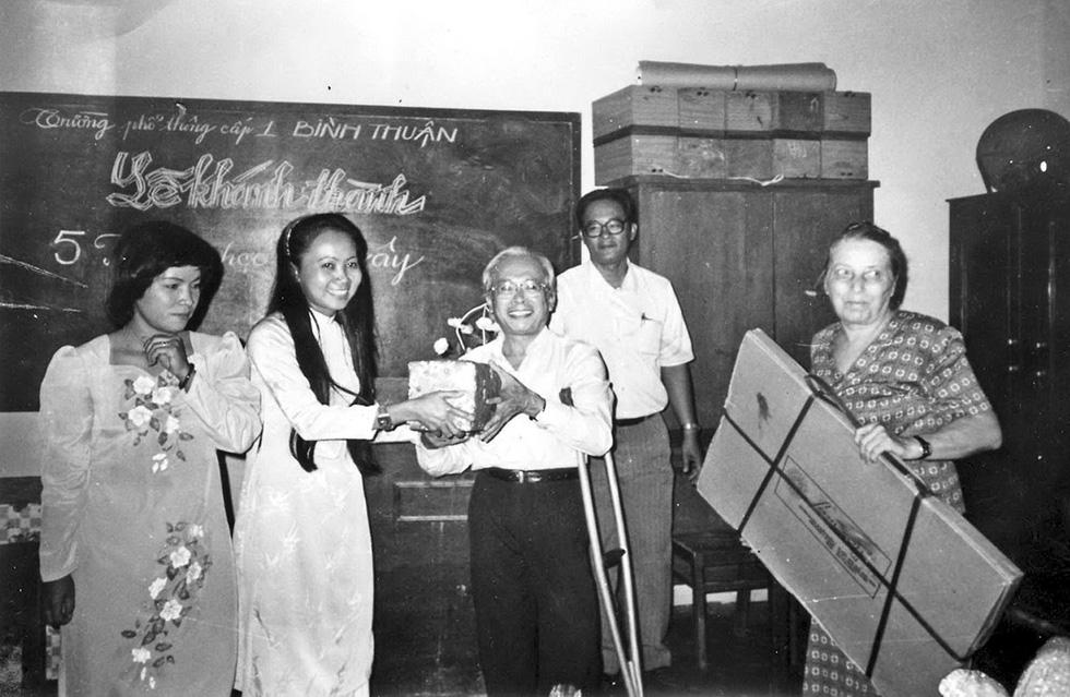 Ngày thứ 57/180 của ông Dương Quang Thiện - Ảnh 3.