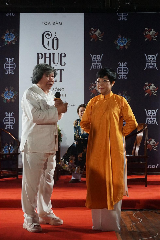 Phượng Khấu sẵn sàng nhận tranh cãi về trang phục xưa trong phim - Ảnh 4.