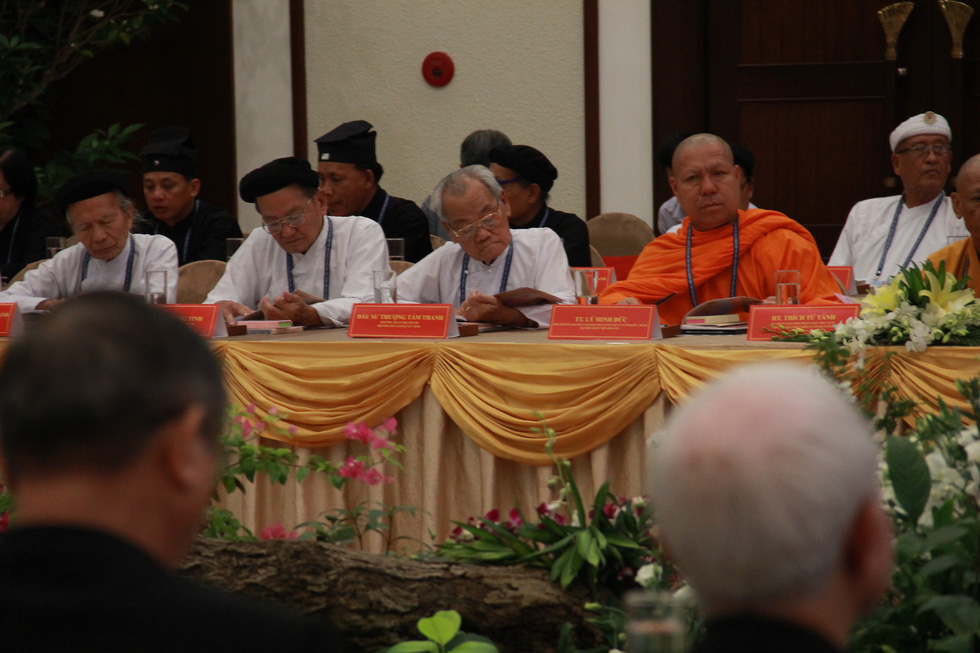 Thủ tướng: 43 tổ chức tôn giáo chung một bàn thờ Tổ quốc - Ảnh 5.
