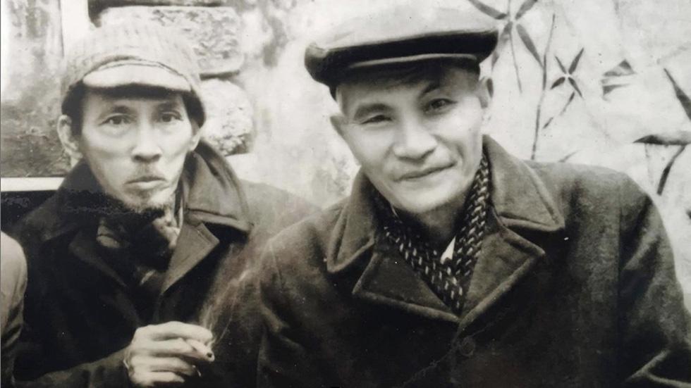 Kỳ tình giữa họa sĩ Bùi Xuân Phái và ông giáo Đạm - Ảnh 3.