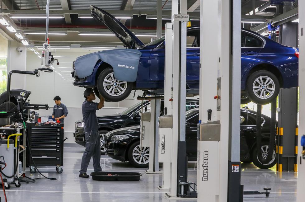 Khách hàng BMW sẽ được chuyên gia từ Anh tư vấn chăm sóc xe - Ảnh 3.