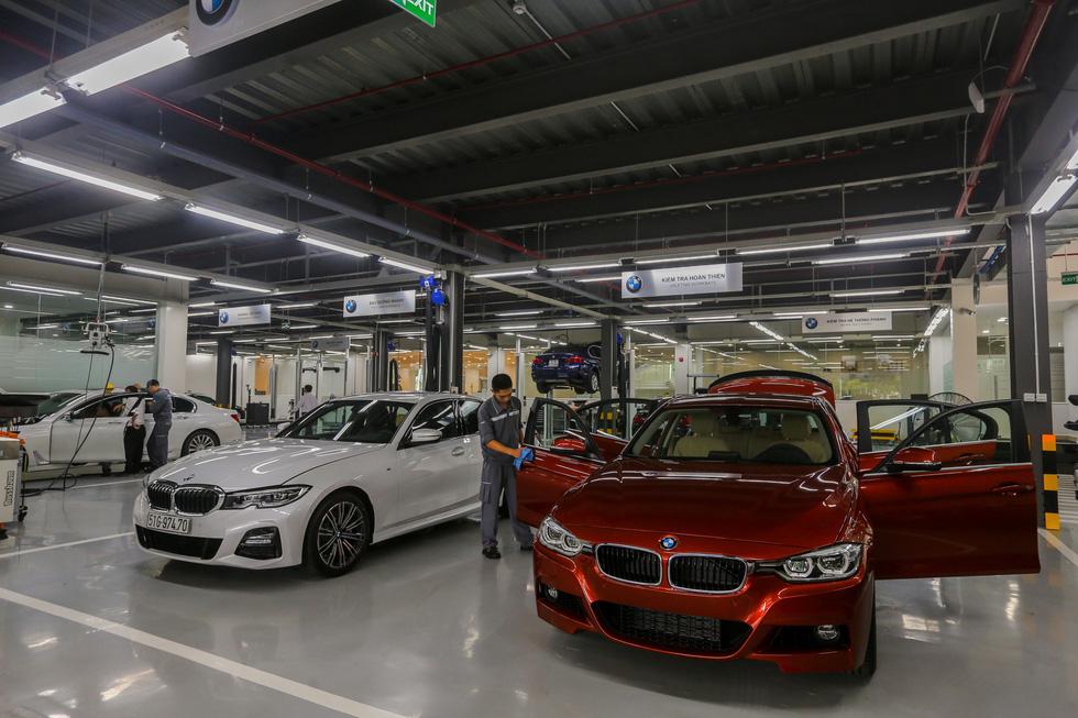 Khách hàng BMW sẽ được chuyên gia từ Anh tư vấn chăm sóc xe - Ảnh 2.