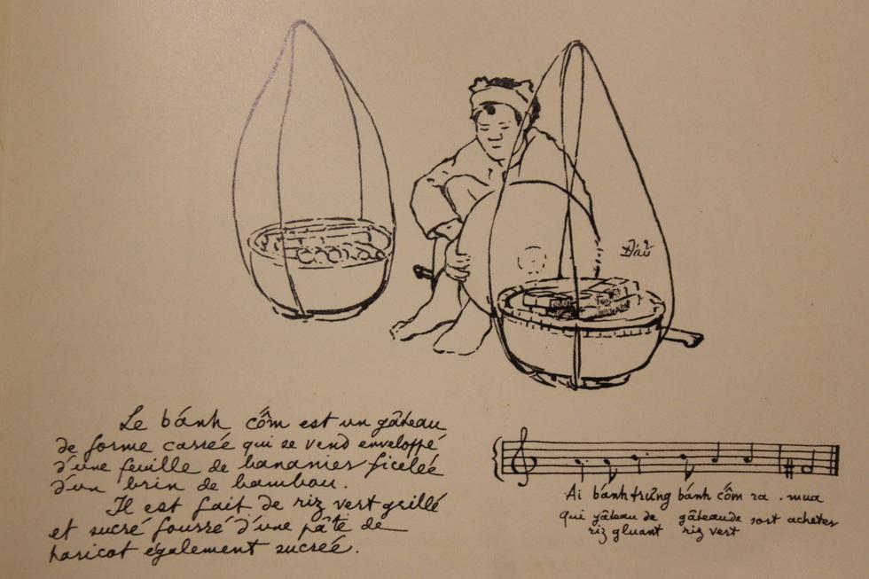 Bất ngờ với gánh hàng rong Hà Nội xưa trong tranh họa sĩ triệu đô Lê Phổ - Ảnh 11.