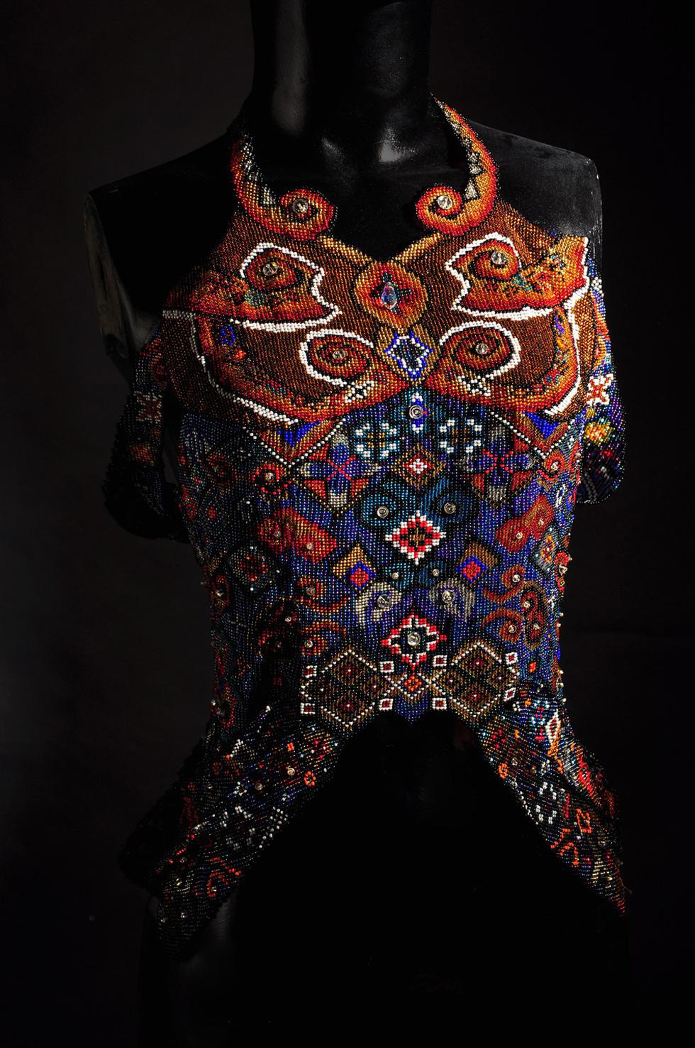 Họa sĩ Việt vẽ những nàng Mỵ Nương được Úc chọn triển lãm - Ảnh 6.