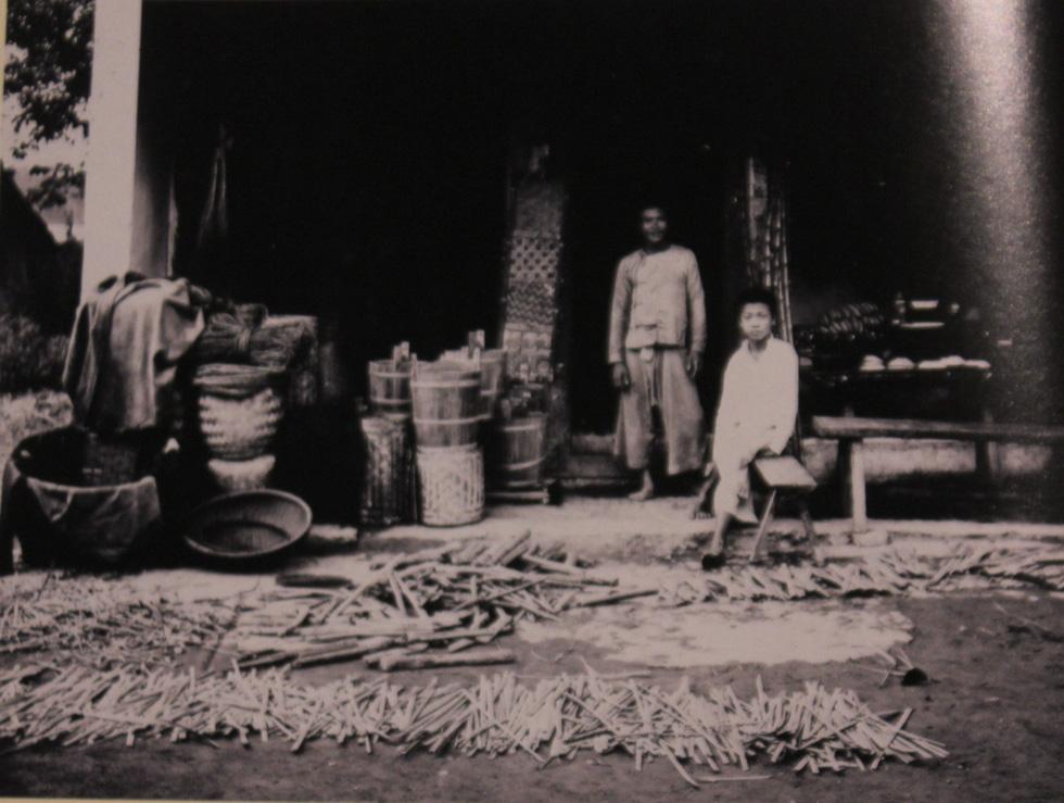 Xem bộ ảnh quý, nghe tiếng rao của những gánh hàng rong Hà Nội xưa - Ảnh 8.