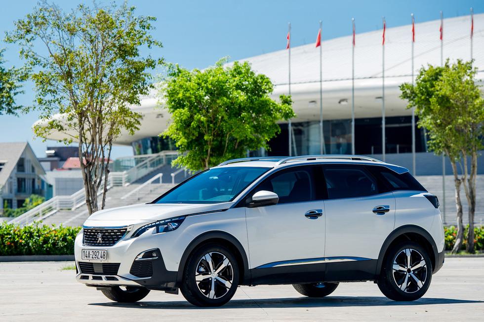 Thương hiệu xe Pháp Peugeot ưu đãi giá lên đến 50 triệu đồng - Ảnh 1.