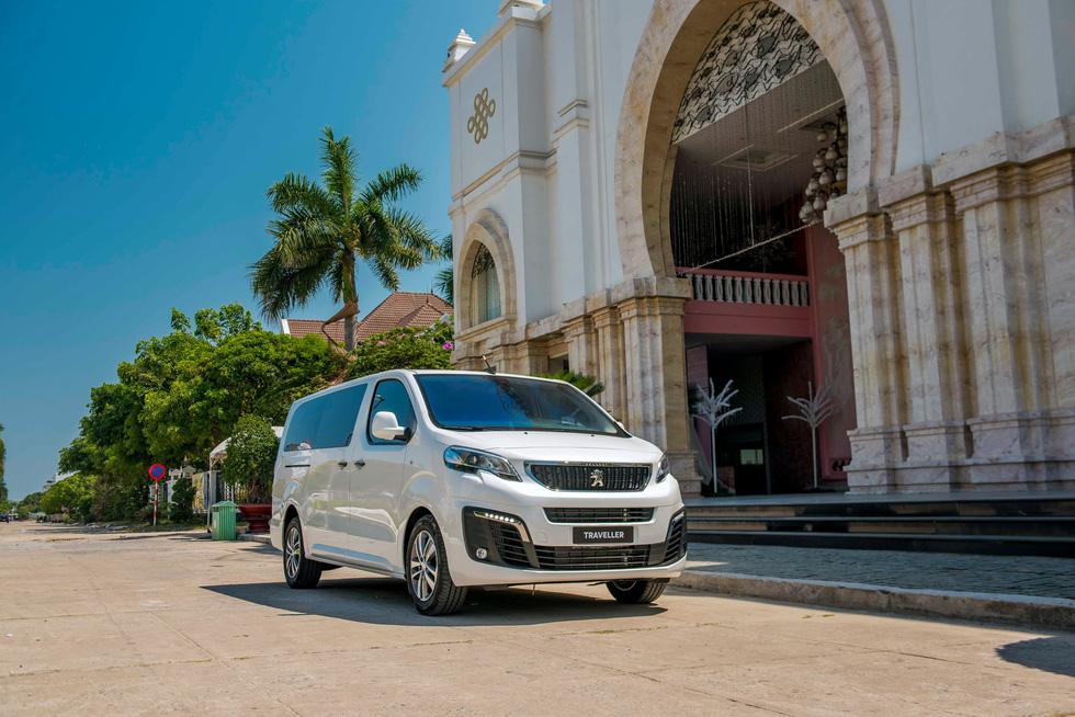 Thương hiệu xe Pháp Peugeot ưu đãi giá lên đến 50 triệu đồng - Ảnh 3.