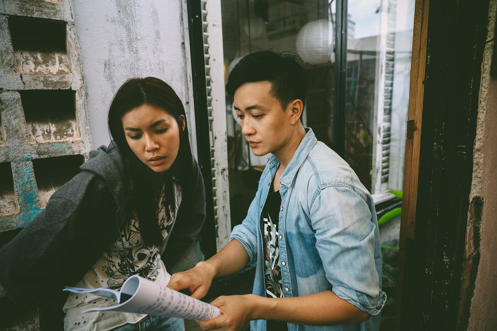 Lương Mạnh Hải kể chuyện chưa từng có trong hậu trường màn ảnh Việt - Ảnh 4.