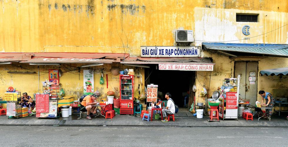 Nhịp sống Sài Gòn vừa nhớ vừa thương… - Ảnh 1.