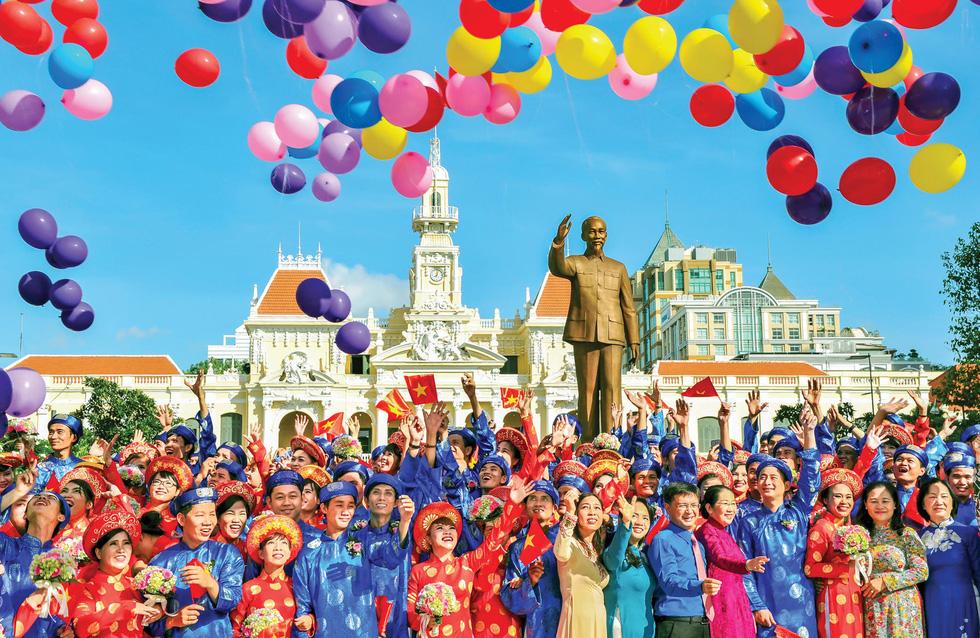 Nhịp sống Sài Gòn vừa nhớ vừa thương… - Ảnh 8.
