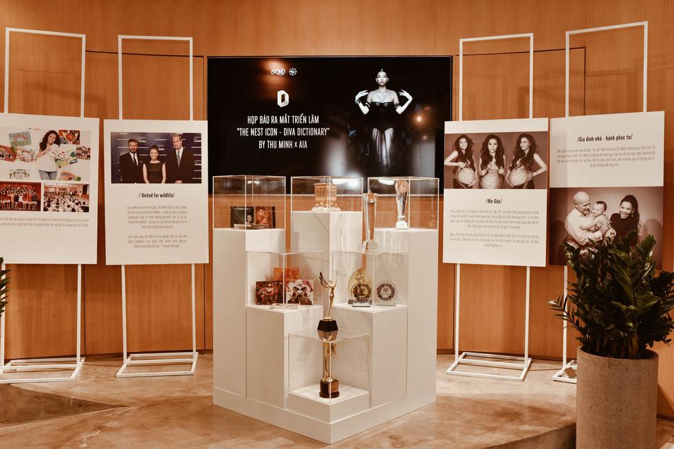 Thu Minh triển lãm ảnh 26 năm sự nghiệp ca hát  - Ảnh 2.