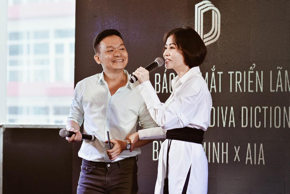 Thu Minh triển lãm ảnh 26 năm sự nghiệp ca hát  - Ảnh 3.