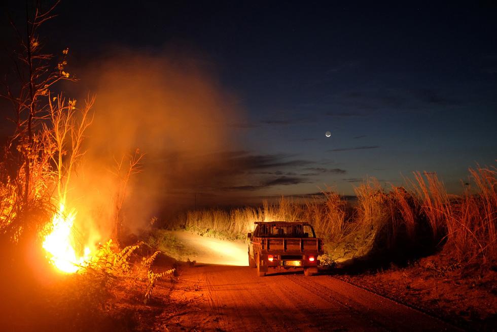 Thêm 2.000 đám cháy mới ở Amazon chỉ sau 2 ngày Brazil cấm đốt rừng - Ảnh 1.