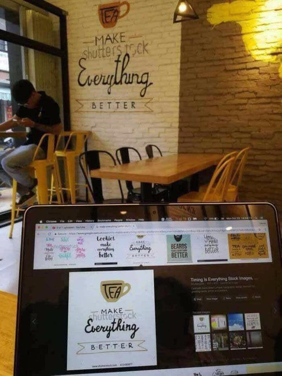 Quán cà phê Việt Nam làm dân mạng thế giới choáng vì quá... hồn nhiên - Ảnh 2.