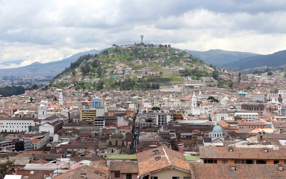 Quito - viên ngọc Baroque Nam Mỹ - Ảnh 1.