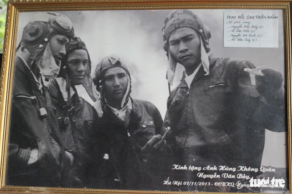 Một ngày bình dị của anh hùng phi công huyền thoại bắn rơi 7 máy bay Mỹ - Ảnh 18.