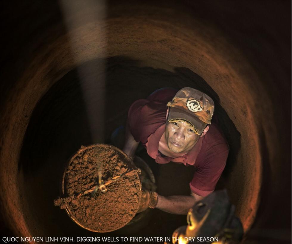 Thông điệp đáng lo sau bức ảnh Việt Nam tại cuộc thi ảnh môi trường thế giới - Ảnh 10.