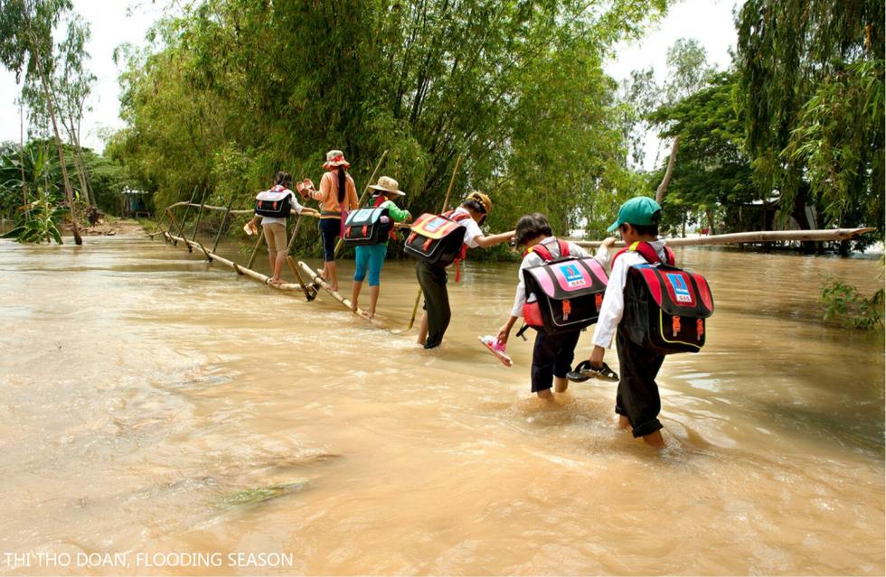 Thông điệp đáng lo sau bức ảnh Việt Nam tại cuộc thi ảnh môi trường thế giới - Ảnh 11.