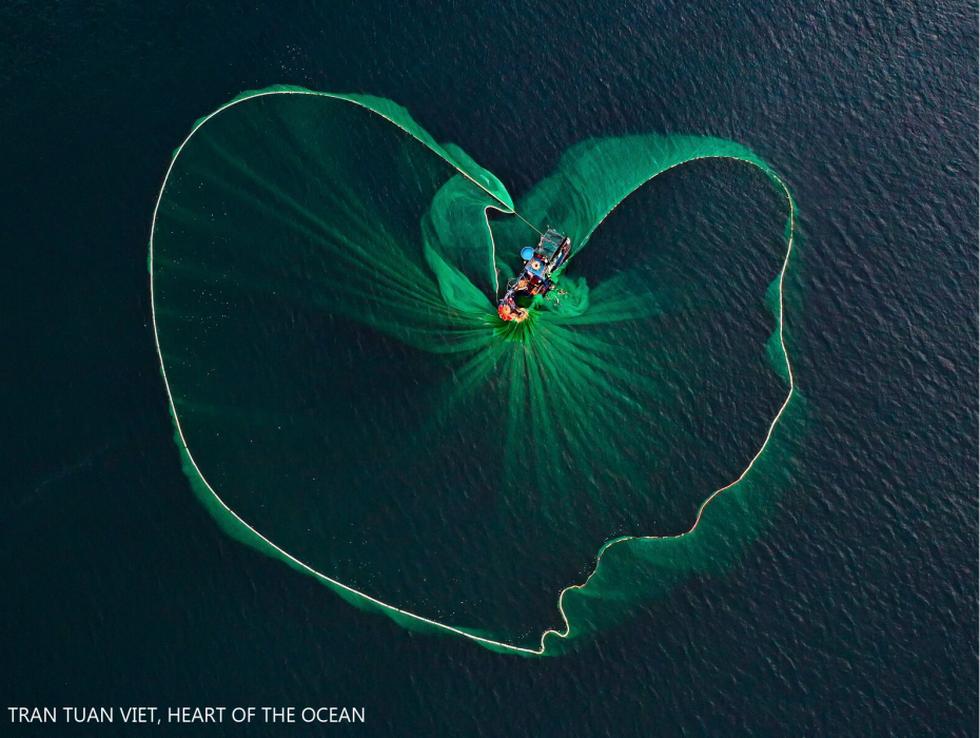 Thông điệp đáng lo sau bức ảnh Việt Nam tại cuộc thi ảnh môi trường thế giới - Ảnh 9.