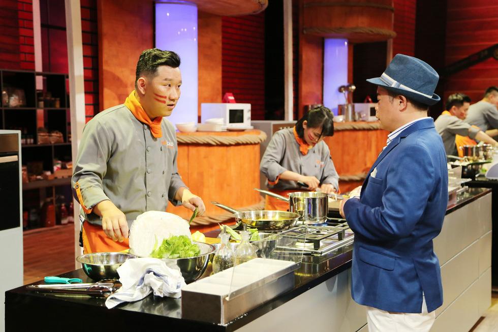 Top chef Vietnam 2019 - Tài ở cách chế biến, tâm ở việc bảo vệ môi trường - Ảnh 8.