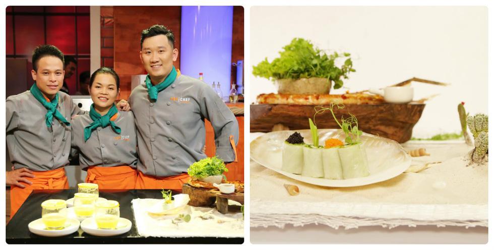 Top chef Vietnam 2019 - Tài ở cách chế biến, tâm ở việc bảo vệ môi trường - Ảnh 3.