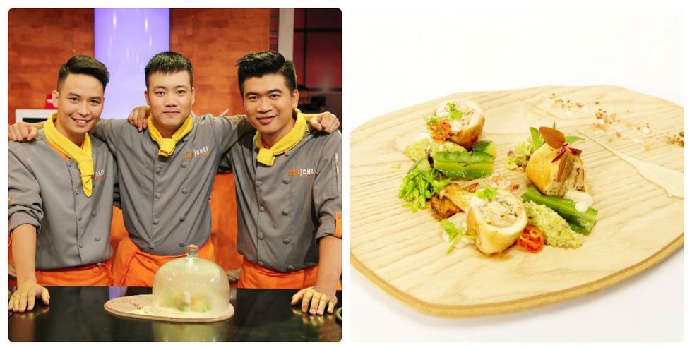 Top chef Vietnam 2019 - Tài ở cách chế biến, tâm ở việc bảo vệ môi trường - Ảnh 5.