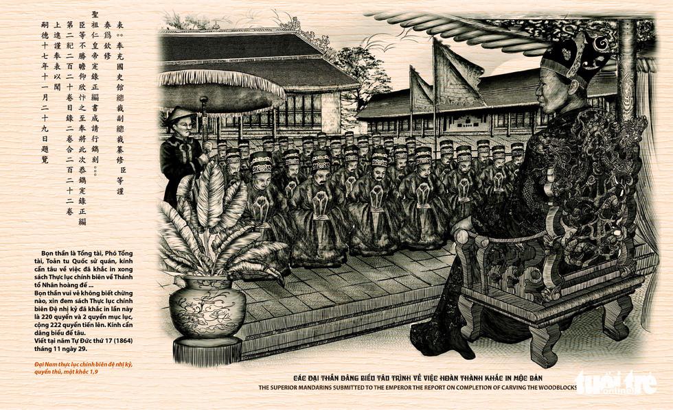 Đà Lạt mở không gian Mộc bản triều Nguyễn đón du khách - Ảnh 5.