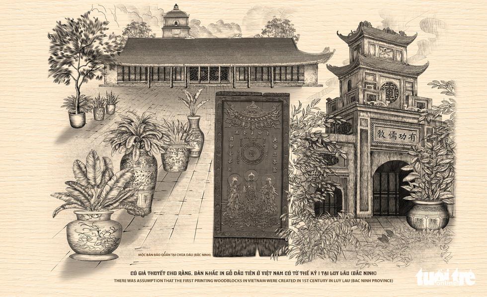 Đà Lạt mở không gian Mộc bản triều Nguyễn đón du khách - Ảnh 6.