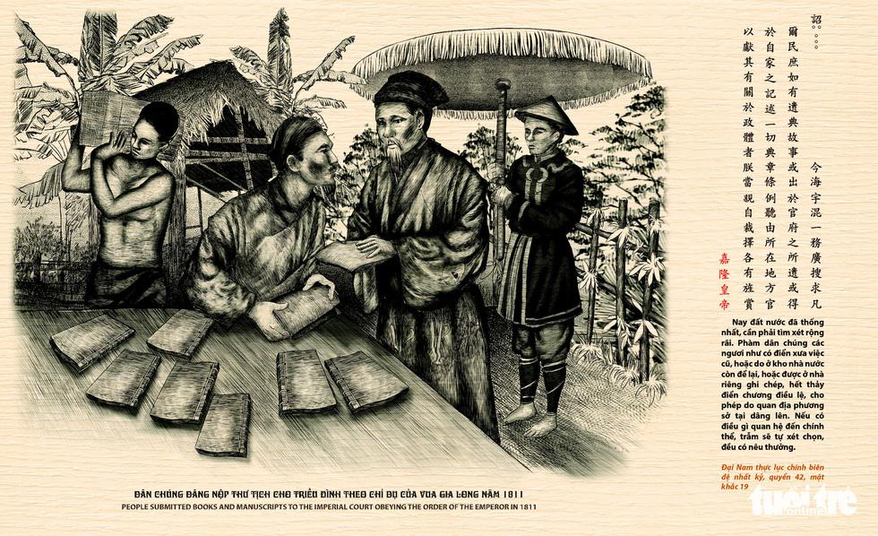 Đà Lạt mở không gian Mộc bản triều Nguyễn đón du khách - Ảnh 9.