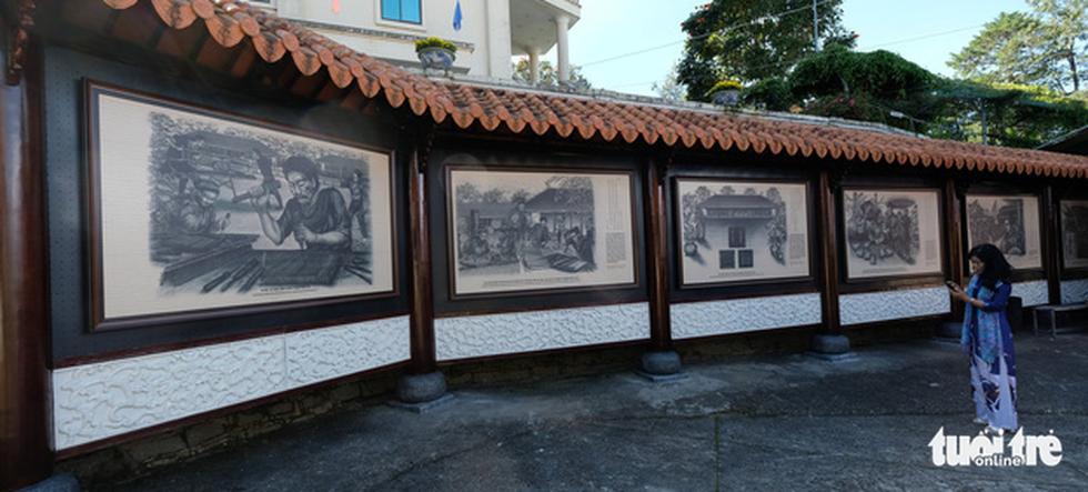 Đà Lạt mở không gian Mộc bản triều Nguyễn đón du khách - Ảnh 2.