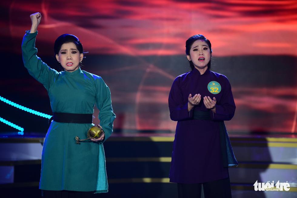 Chuông vàng vọng cổ 2019 vang tên Quách Thị Diễm Ngọc - Ảnh 5.