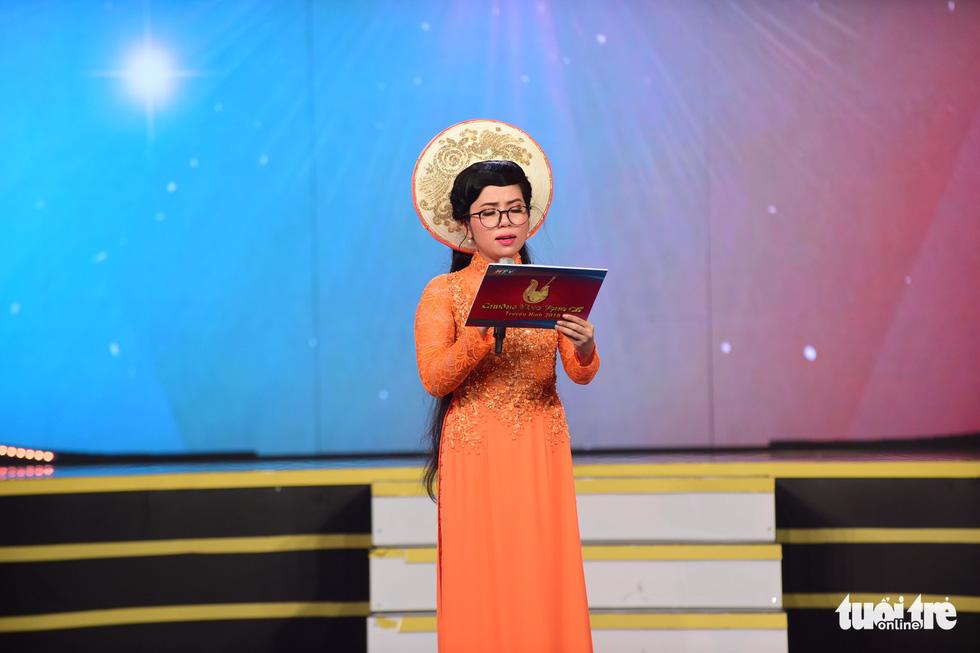 Chuông vàng vọng cổ 2019 vang tên Quách Thị Diễm Ngọc - Ảnh 8.