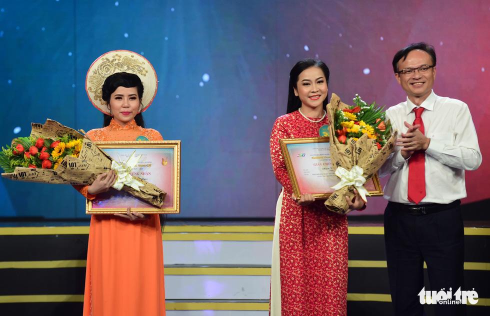 Chuông vàng vọng cổ 2019 vang tên Quách Thị Diễm Ngọc - Ảnh 9.