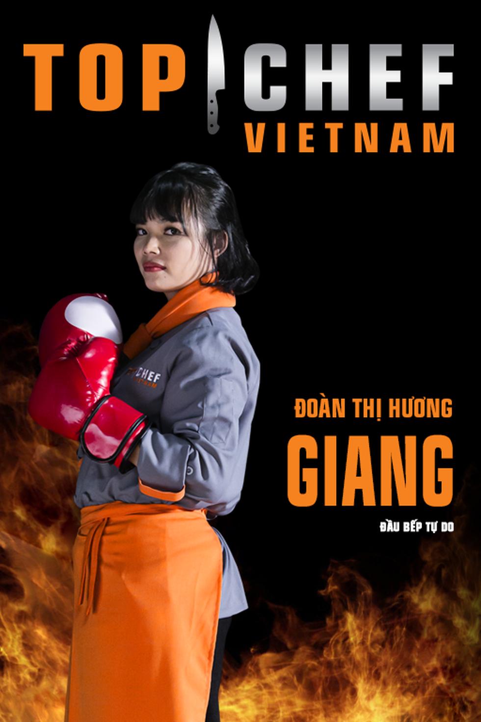 Lộ diện top 14 Đầu bếp thượng đỉnh - Top chef Vietnam 2019 - Ảnh 5.
