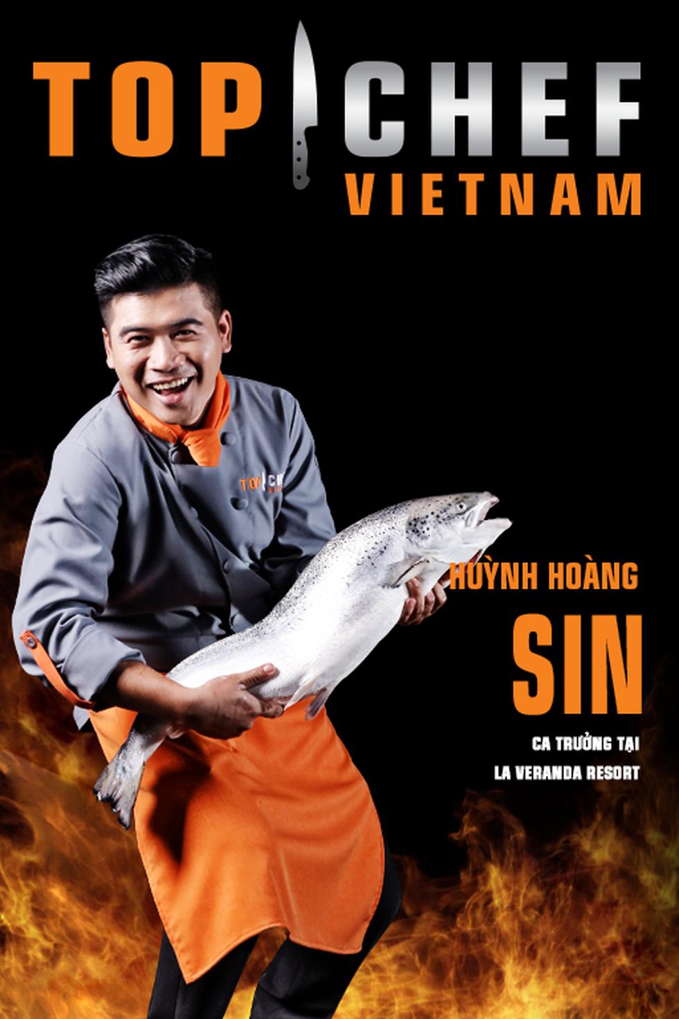 Lộ diện top 14 Đầu bếp thượng đỉnh - Top chef Vietnam 2019 - Ảnh 7.