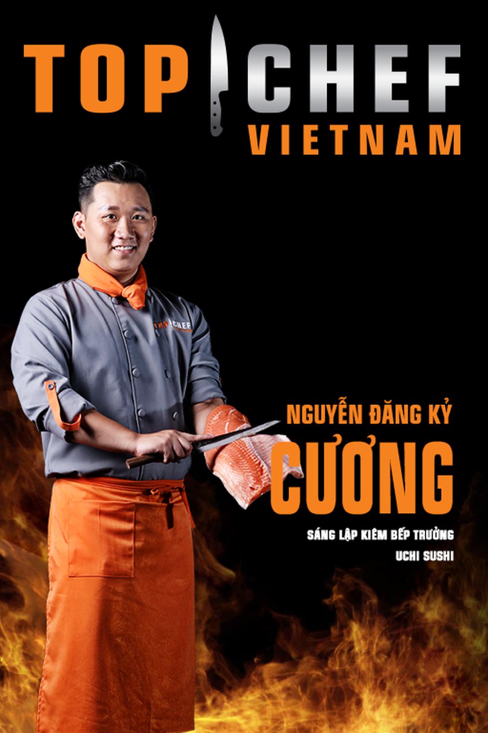 Lộ diện top 14 Đầu bếp thượng đỉnh - Top chef Vietnam 2019 - Ảnh 8.