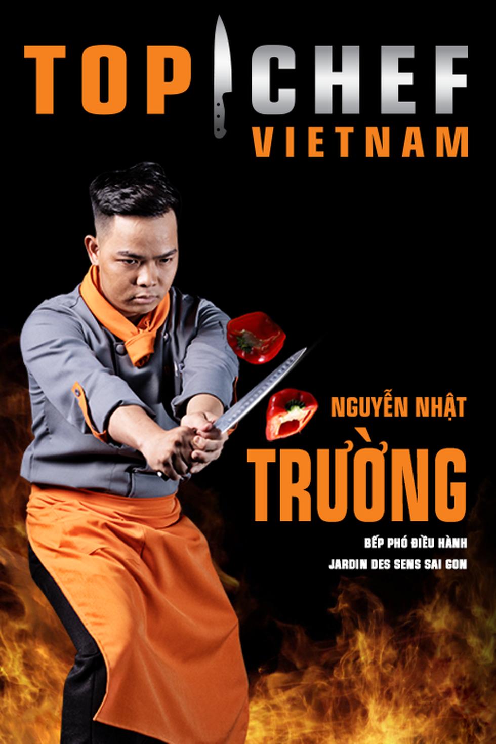 Lộ diện top 14 Đầu bếp thượng đỉnh - Top chef Vietnam 2019 - Ảnh 11.