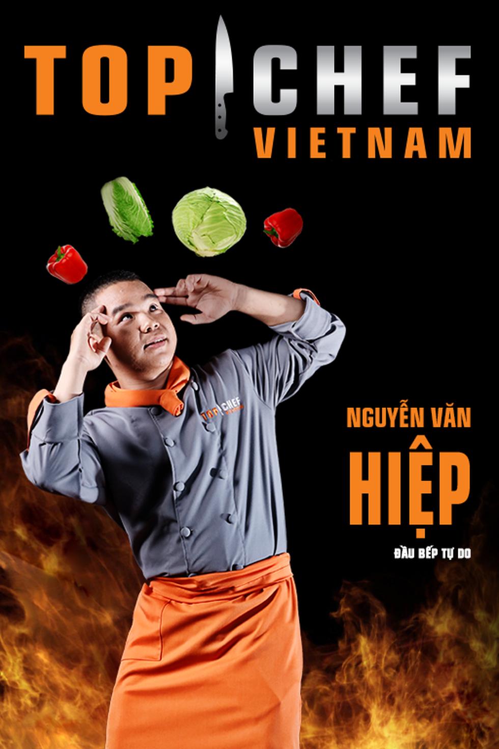 Lộ diện top 14 Đầu bếp thượng đỉnh - Top chef Vietnam 2019 - Ảnh 13.
